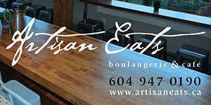 Artisan Eats Boulangerie & Cafe