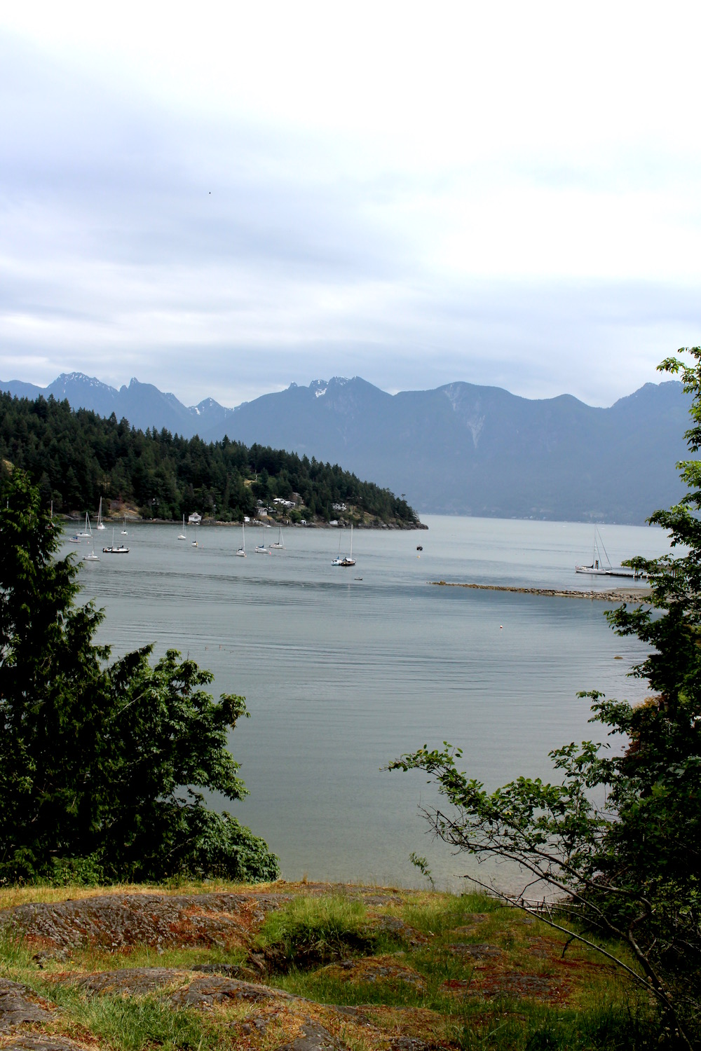 Bowen Island viewpoint