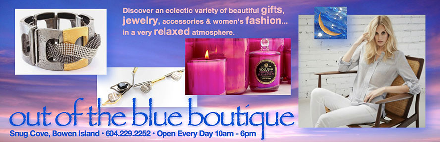 Out of the Blue Boutique