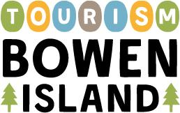 Tourism Bowen Island logo