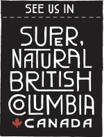Super Natural British Columbia logo