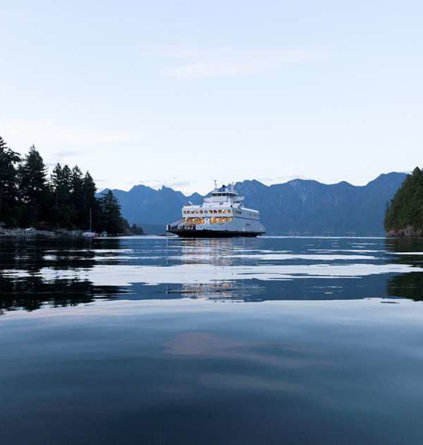 The Province - Wild about Bowen Island - header photo