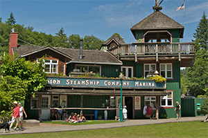 Union Steamship Marina Resort and Cottages