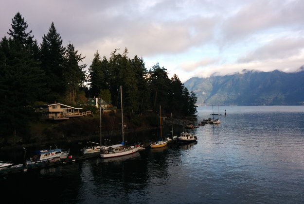 Bowen Island - image by Richard Smith