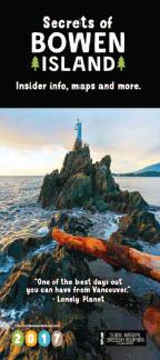 Bowen Island Secrets Brochure