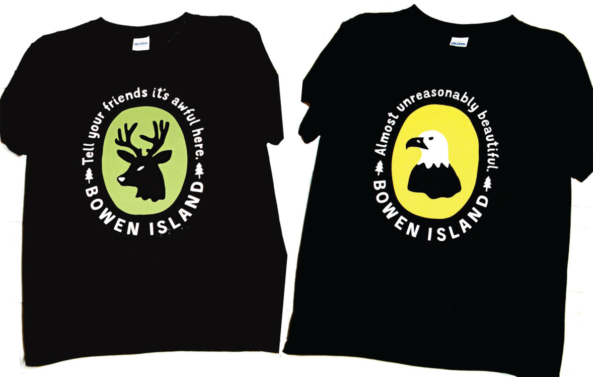 Deer and Eagle Kids T-shirts