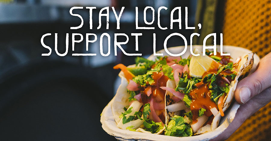 Stay Local, Support Local