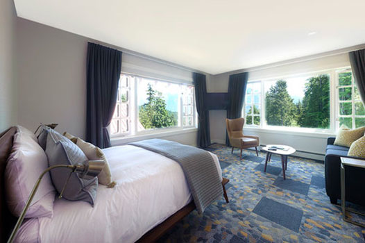 visitor accommodation Artisan Suites on Bowen, The Cape Suite