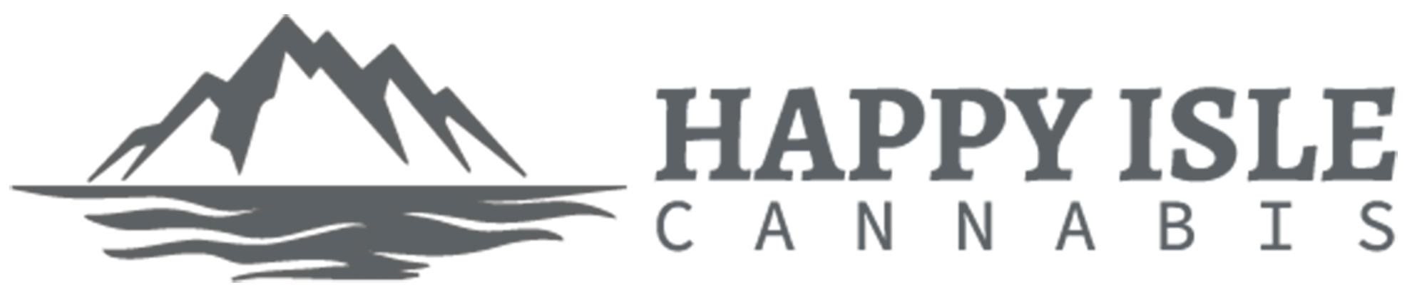 Happy Isle Cannabis logo